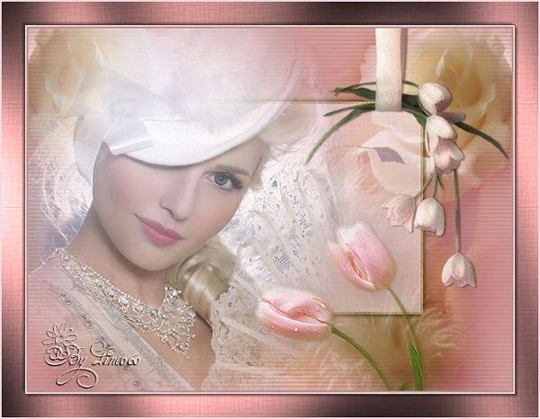 Rose ... douceur
