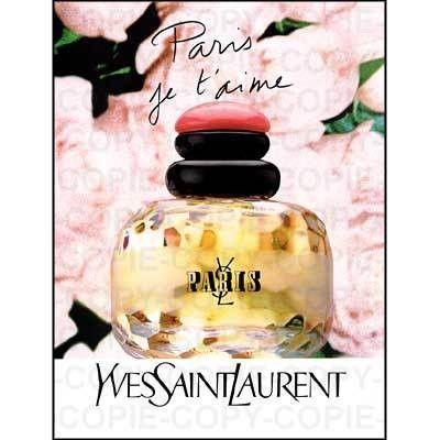 """Beauté ... Parfum  YSL   """"Paris"""""""