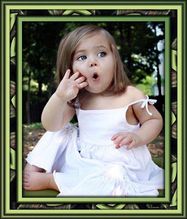 BB ... Enfant  .. Belle image