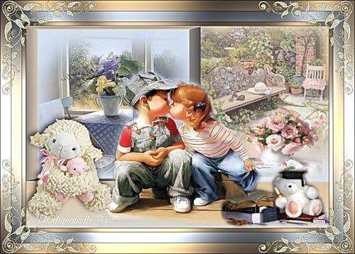 Amour .. St-Valentin    ..... Belle image