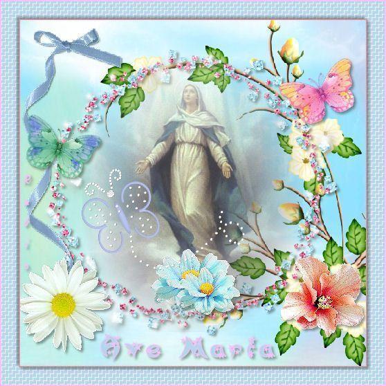 Spiritualité .... Marie