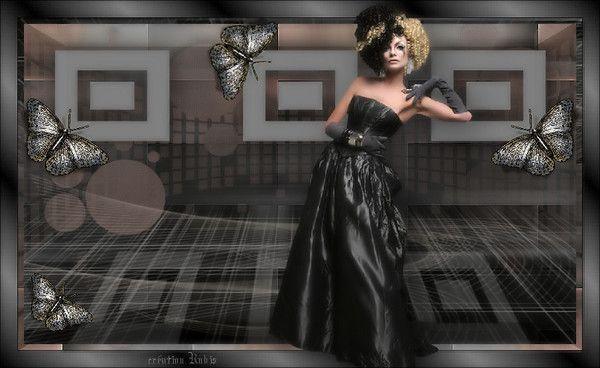 Noir ... Belle image