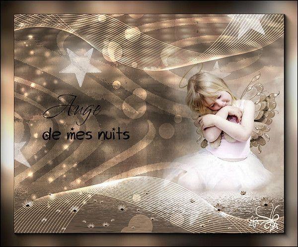 Marron ... Belle image  ... Ange
