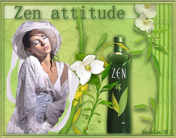 Belle image ... Zen ...