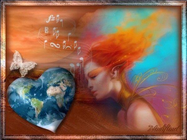 Terra ... Belle image