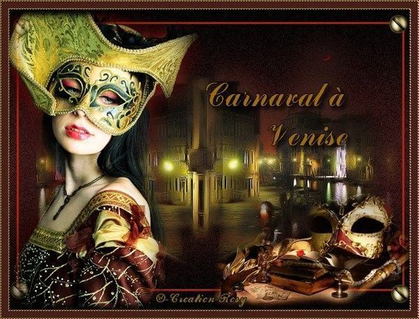 Carnaval ... Belle image