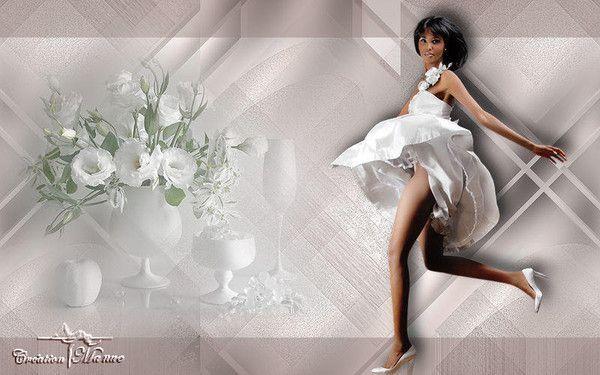 Blanc ... belle image
