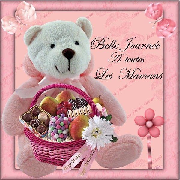 Bonjour ... Bonne fête aux Mamans ...
