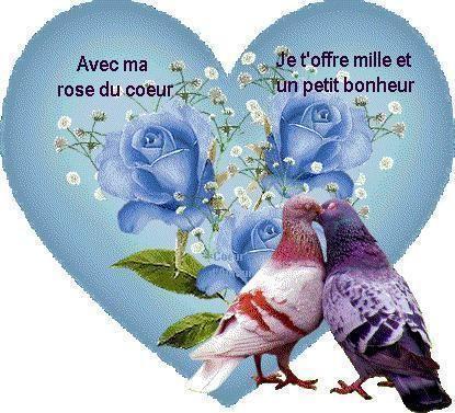 Réconfort .........Rose du coeur