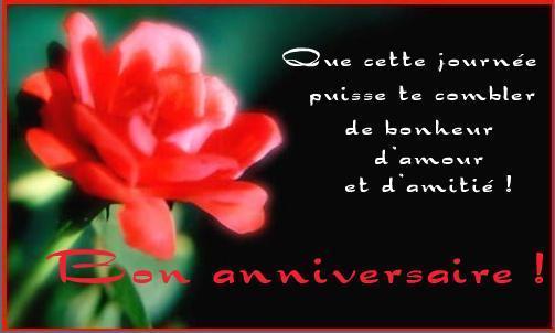 Joyeux Anniversaire Virginie Môman De Fantaisyfabio Le Bar