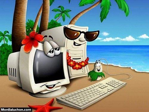 vacances  pc !!